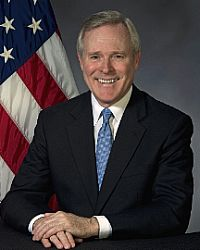 Secretary of the Navy Photo