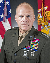 Commandant of the Marine Corps Photo