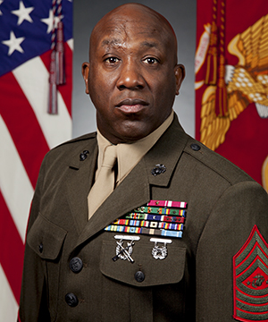Sergeant Major of the Marine Corps Photo